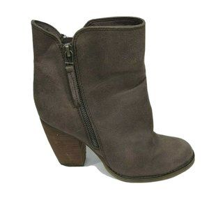 Sbicca Vintage Collection Block Heel Ankle Boots